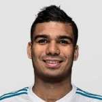 Casemiro, football player