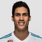 R. Varane, football player