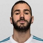 K. Benzema, football player