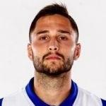 F. Andone, football player