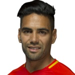 R. Falcao, football player