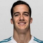 Lucas Vázquez, football player