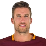 K. Strootman, football player