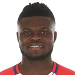T. Partey, football player