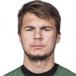 N. Komlichenko, football player