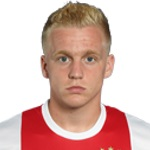 D. van de Beek, football player