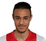 N. Mazraoui, football player
