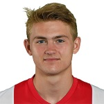 M. de Ligt, football player