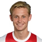 F. de Jong, football player
