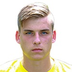 A. Lunin, football player