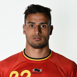 N. Chadli, football player