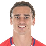 A. Griezmann, football player