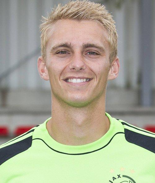 Jasper Cillessen, football player