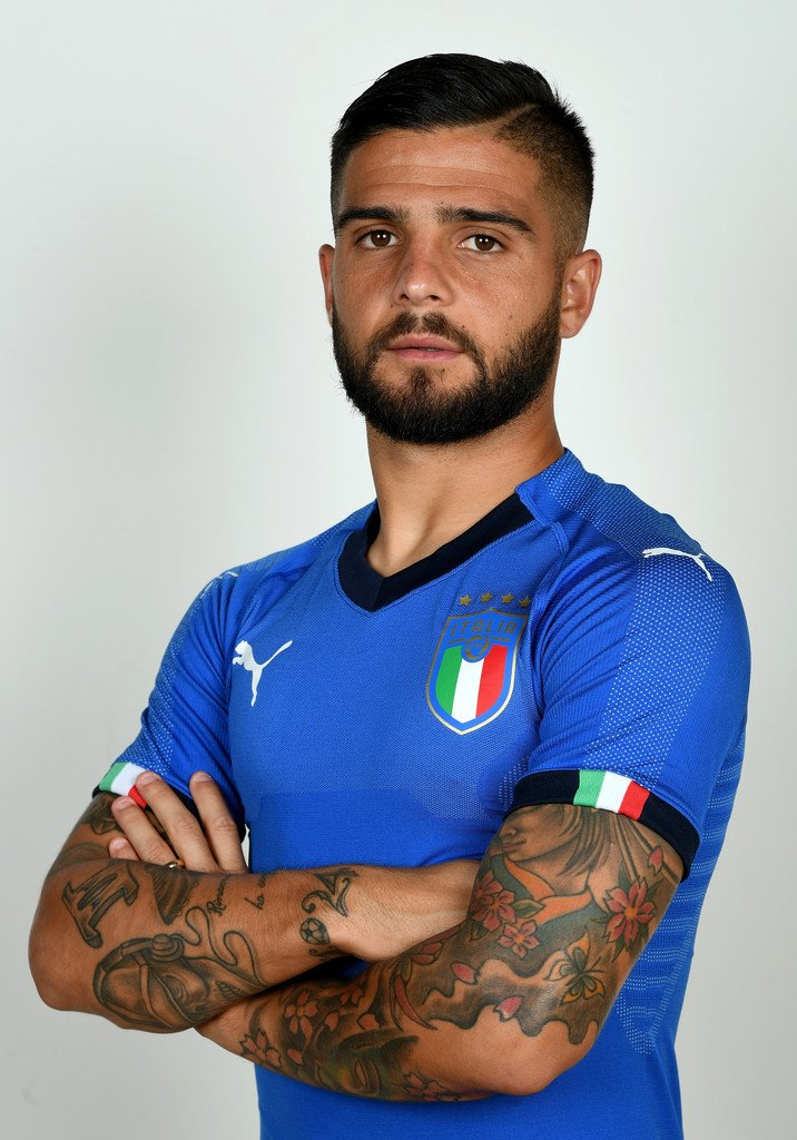 Lorenzo Insigne, football player