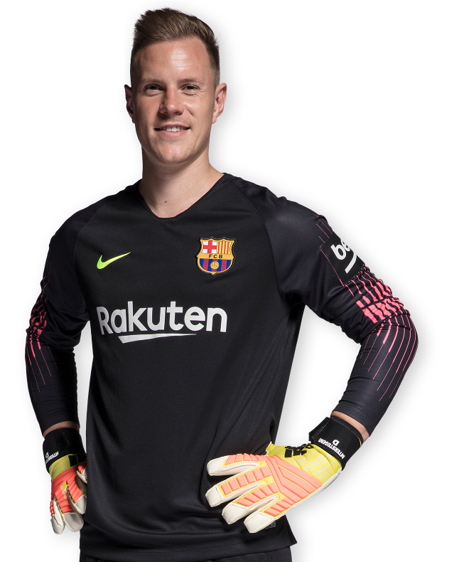 Marc-André ter Stegen, football player