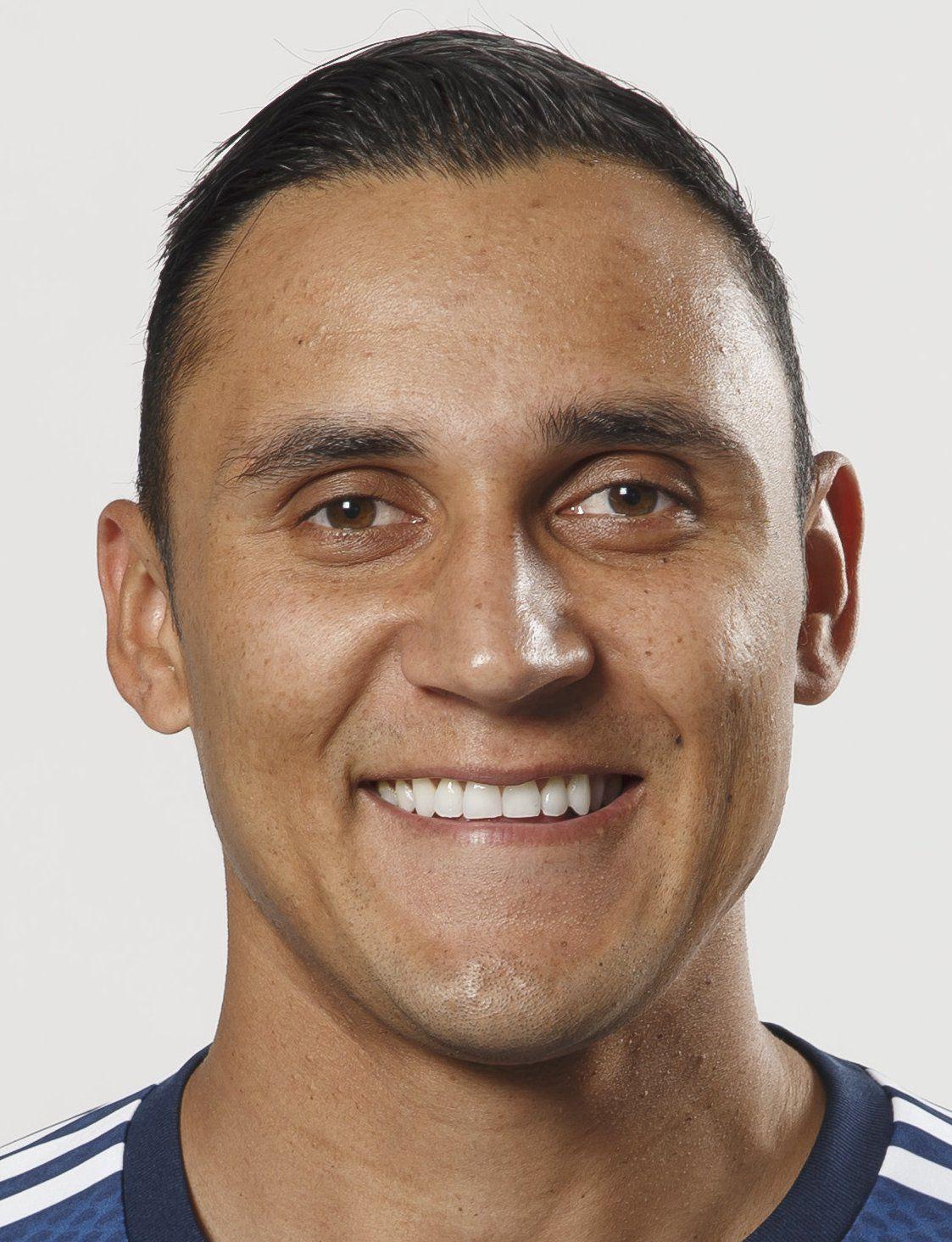Keilor Navas, football player