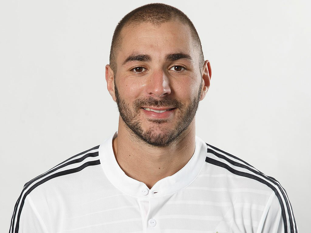 Karim  Benzema, football player