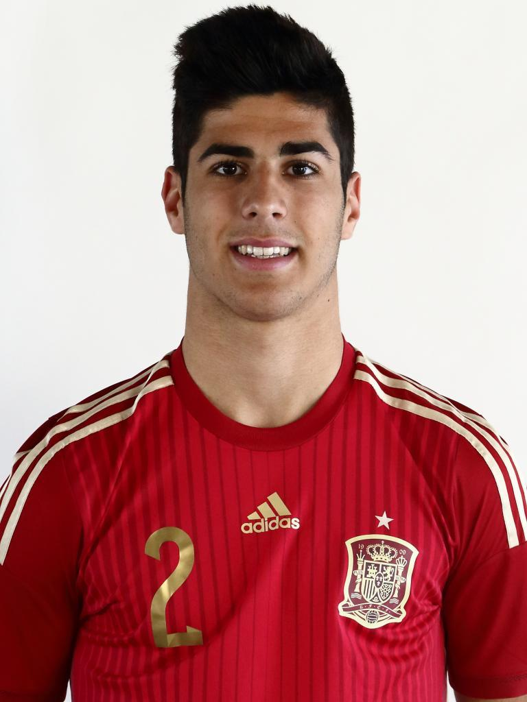 Marco Asensio, football player