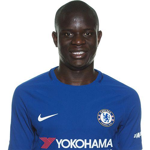 N'Golo Kanté, football player