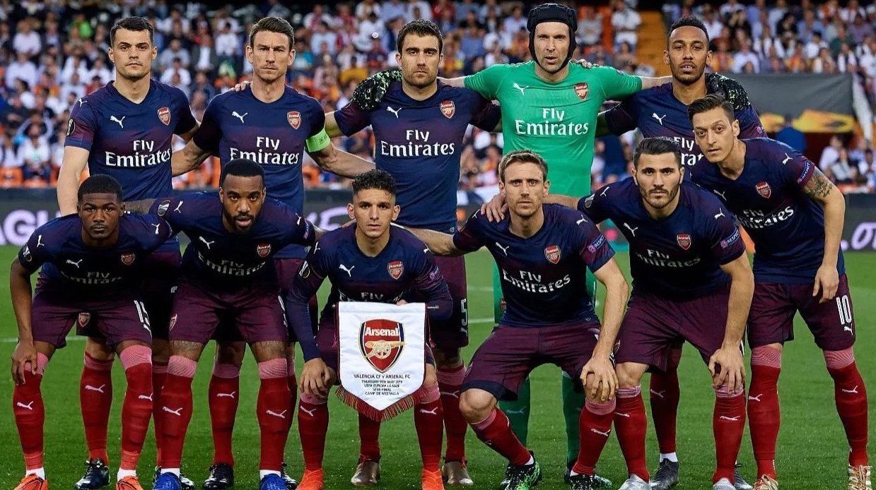 Europa League 18/19 Arsenal Tournament Recap