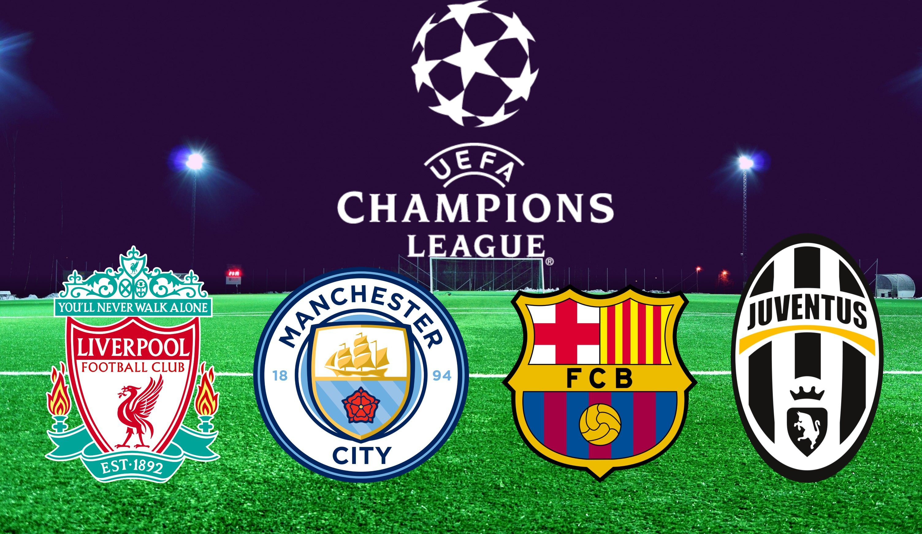 Champions League 2019-20 Teams that Progress to the Group Stage Without Qualification