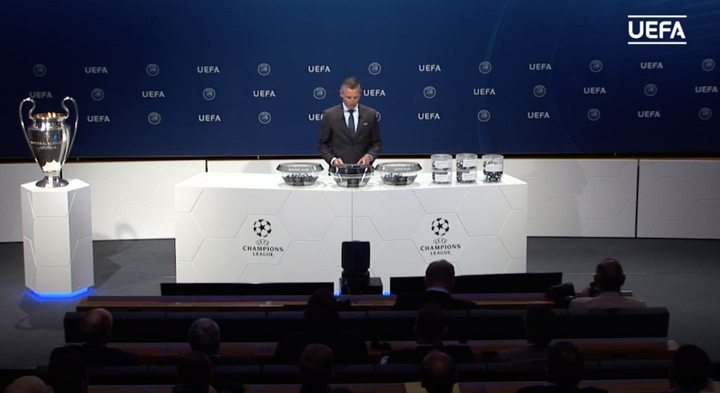 Champions League 2019/20 Third Qualifying Round Draw
