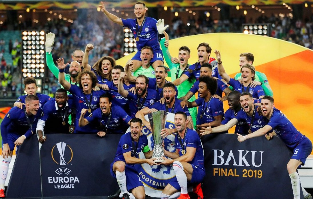 Europa League 18/19 Chelsea Tournament Recap