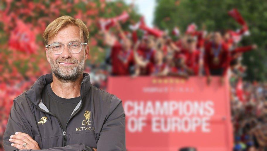 Jurgen Klopp Champions League 18/19 Recap