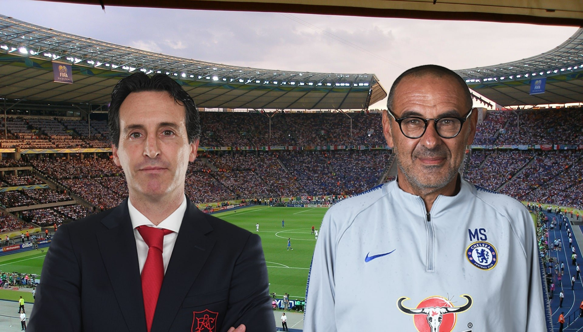 Maurizio Sarri and Unai Emery – Europa League 2018/19 Tournament Recap, Facts and Stats