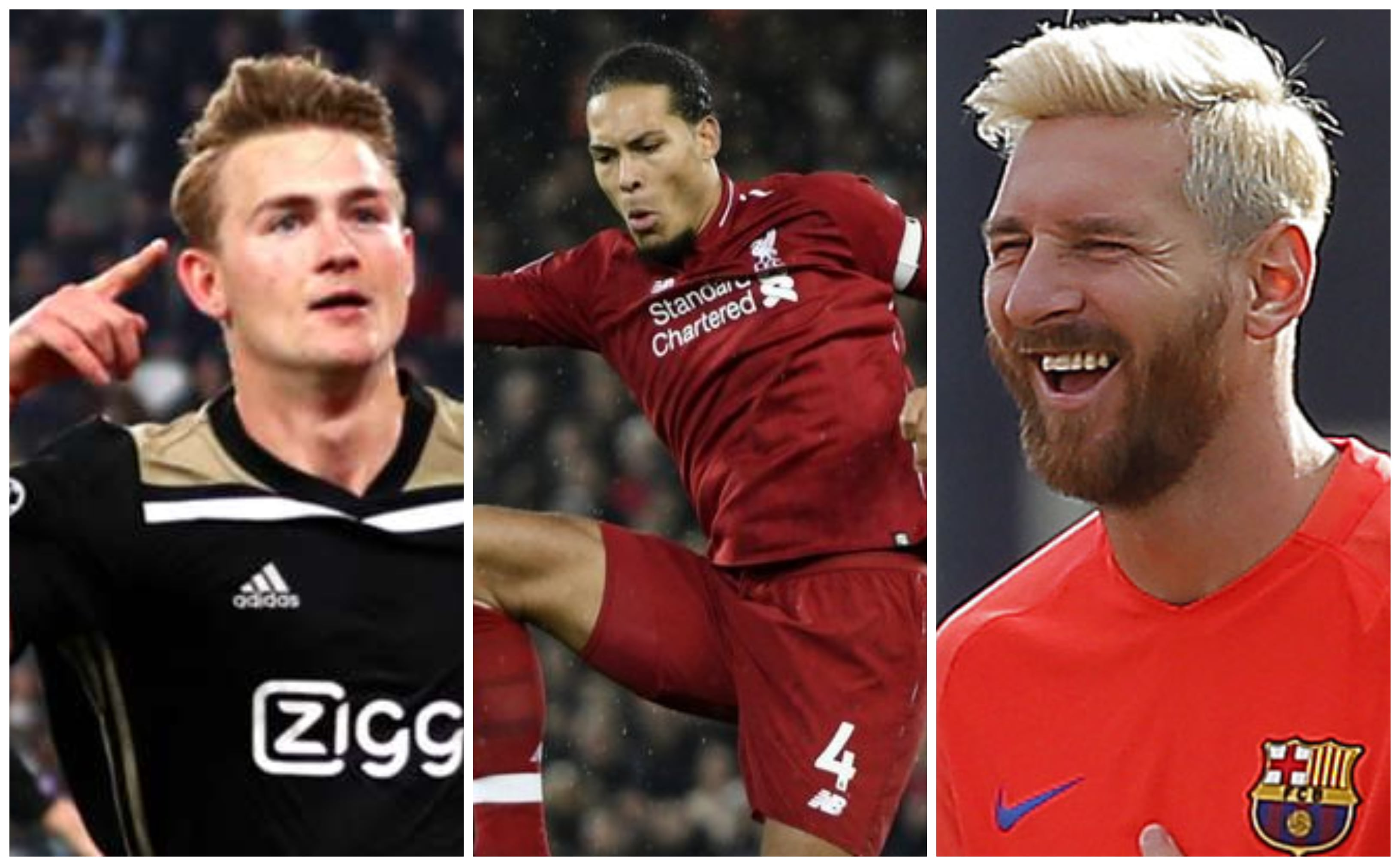 Champions League 18/19 Best Players of the Tournament