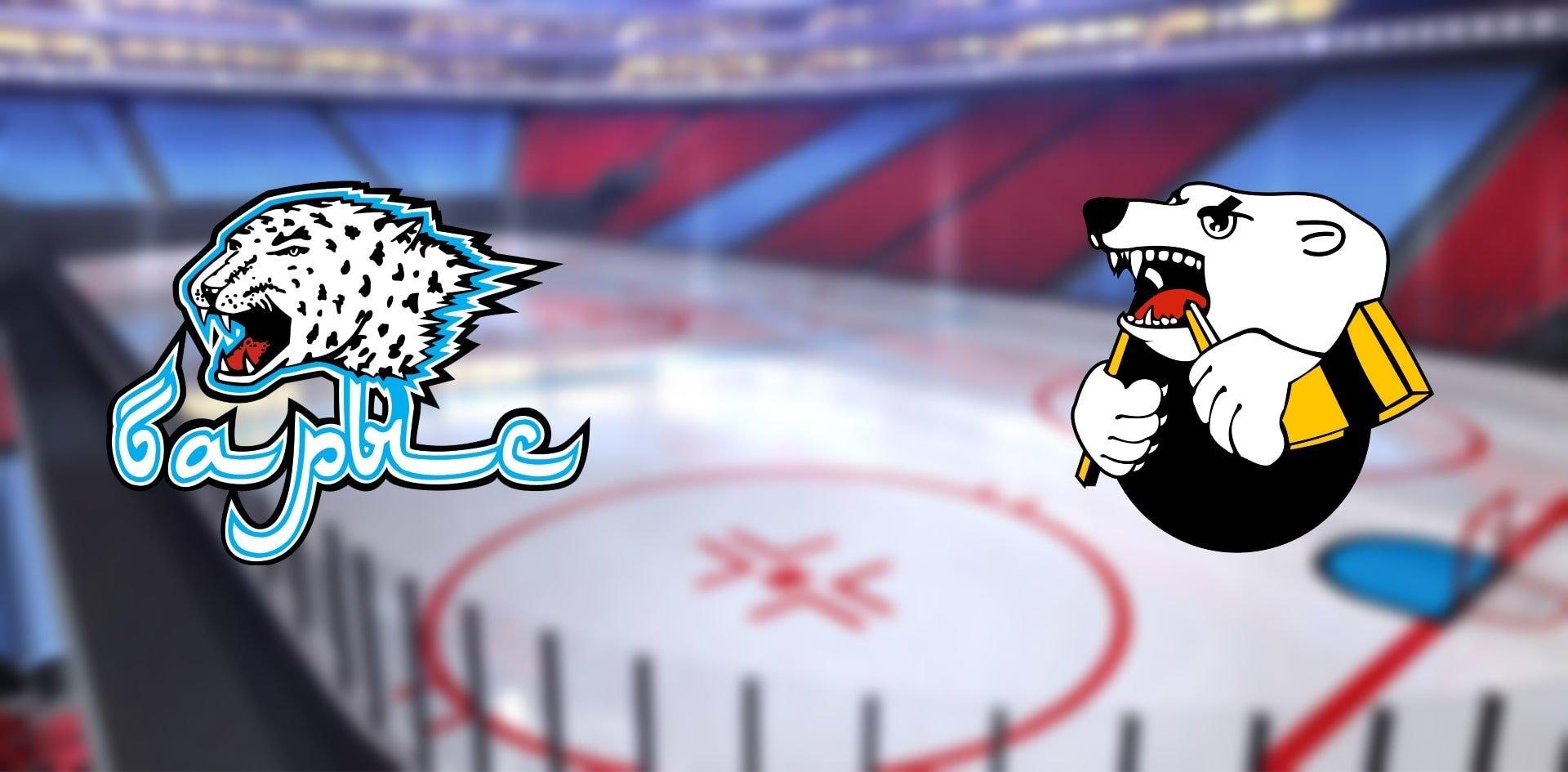 Barys vs Traktor Prediction: KHL Match on 20.09.2019