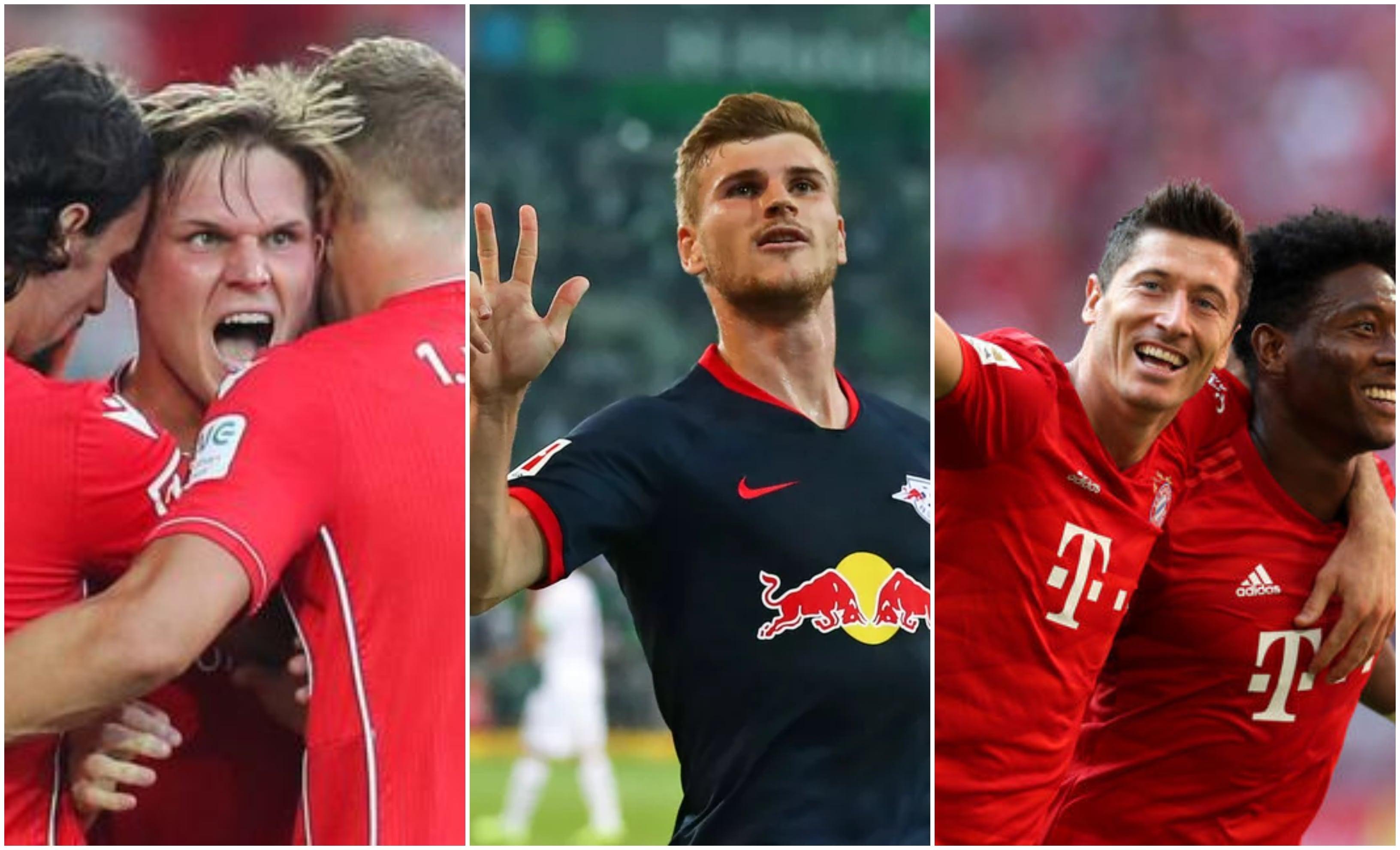 Matchday Three Bundesliga 2019/20 Round Up