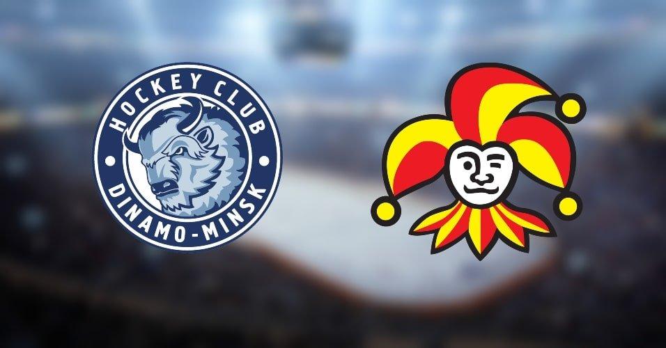 Dynamo Minsk vs Jokerit Prediction: KHL Match on 21.09.2019