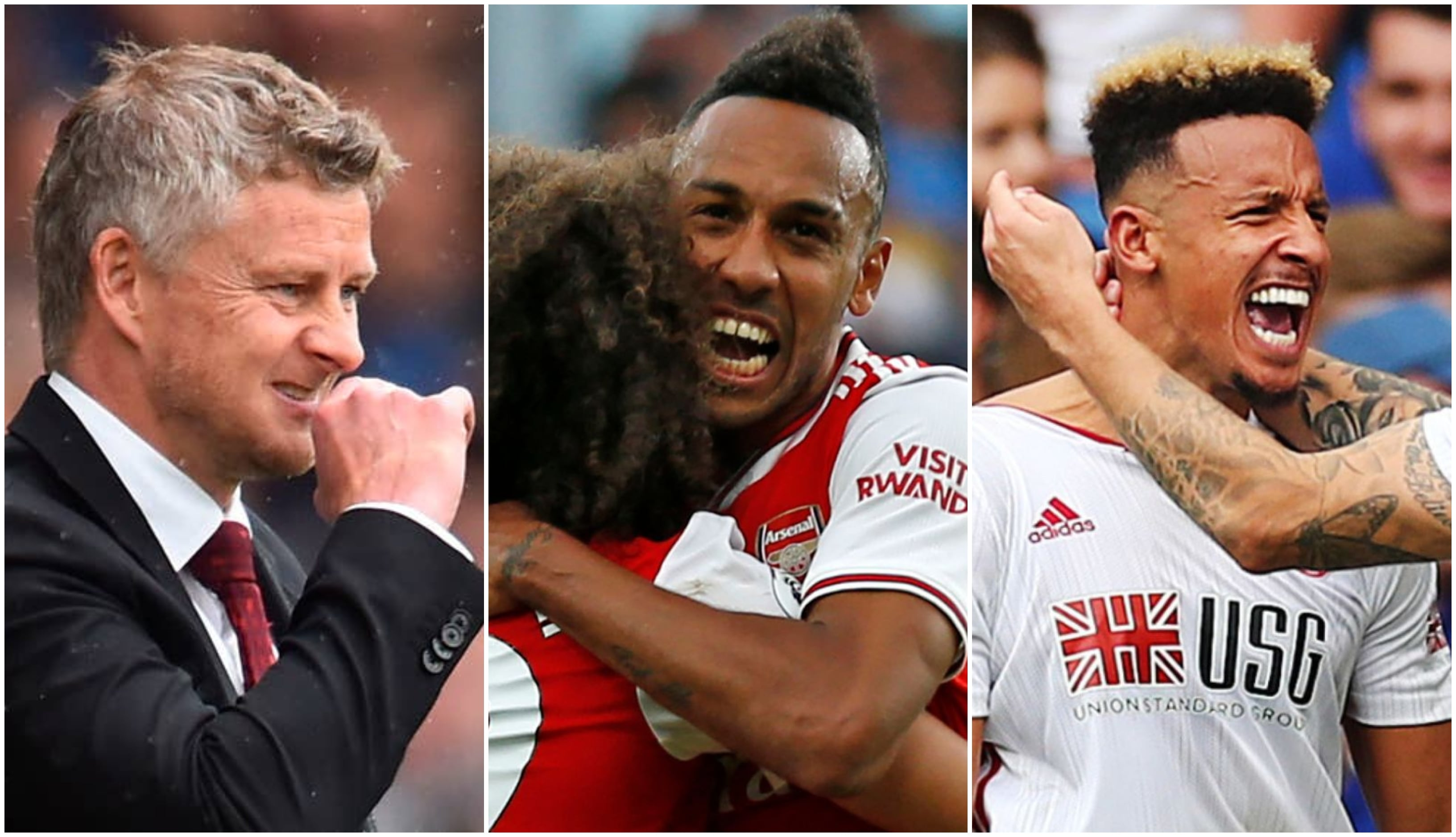 Matchday Four EPL 2019/20 Round Up