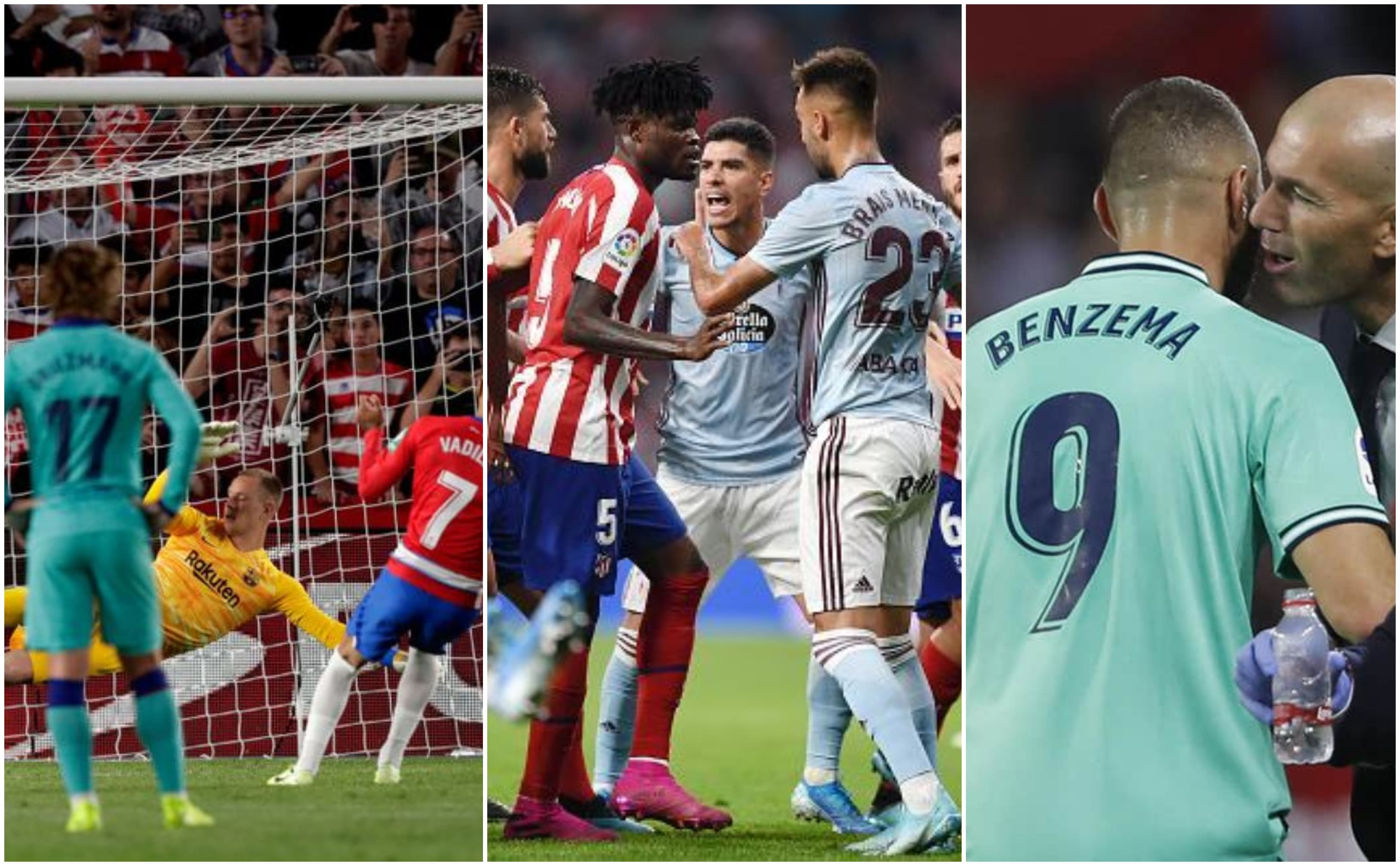 La Liga Match Day Five Round-Up from 21.09.2019