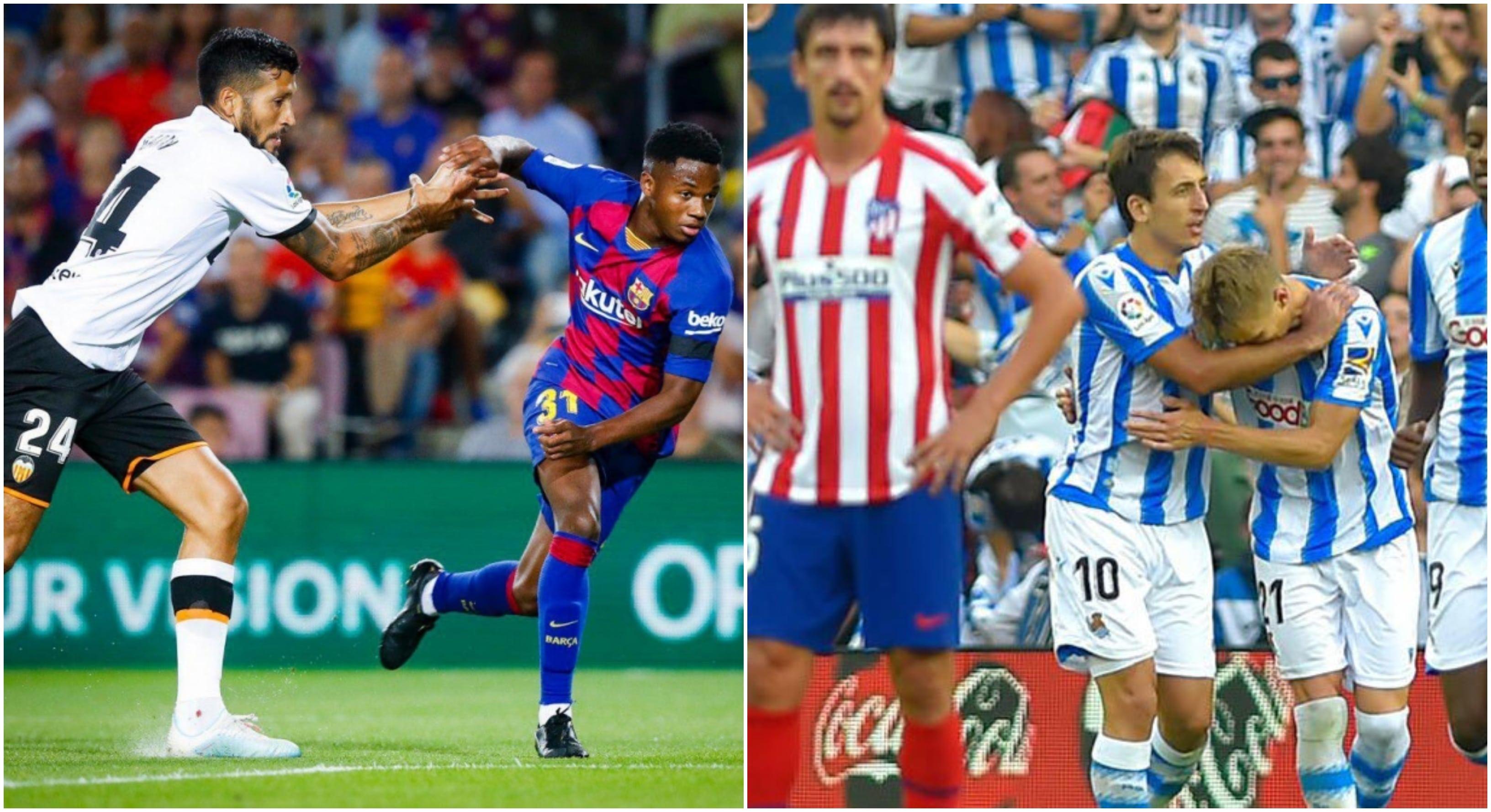 La Liga Matchday Four Round Up: 14.09.2019
