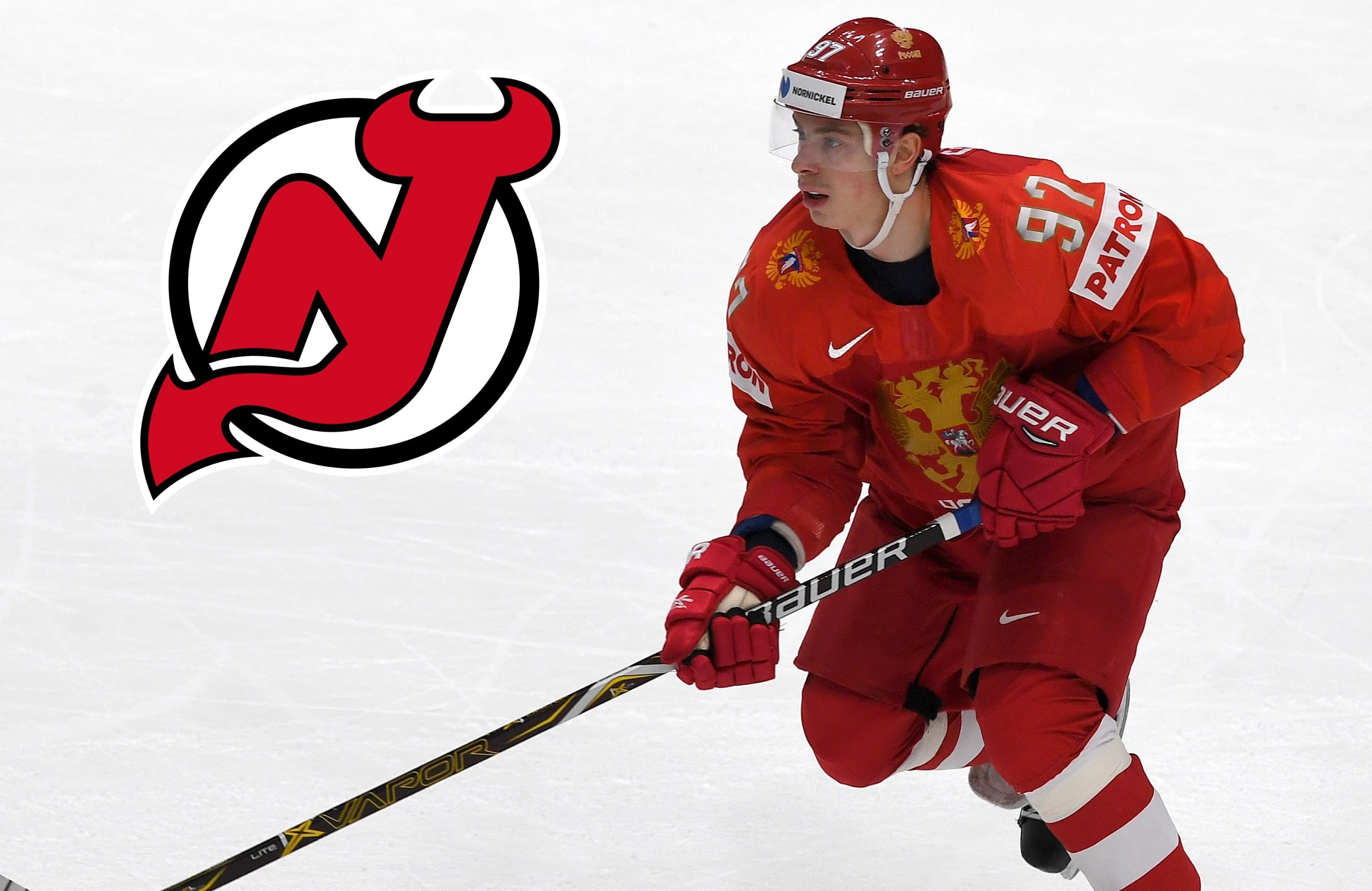 Nikita Gusev joins New Jersey Devils from the Golden Knights in NHL