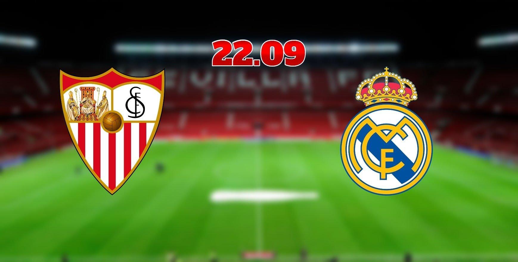 Sevilla vs Real Madrid Prediction: 22.09.2019 La Liga