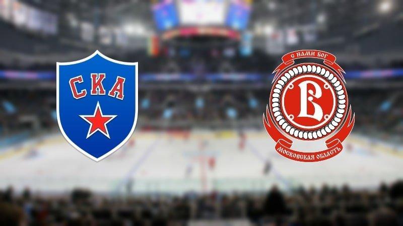 SKA vs Vityaz Prediction: 22.09.2019 KHL Match