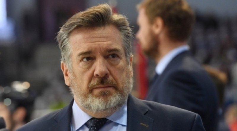 KHL: Lokomotiv's major changes to coaching staff