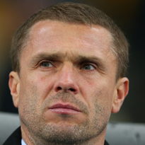 Sergiy Rebrov, football coach