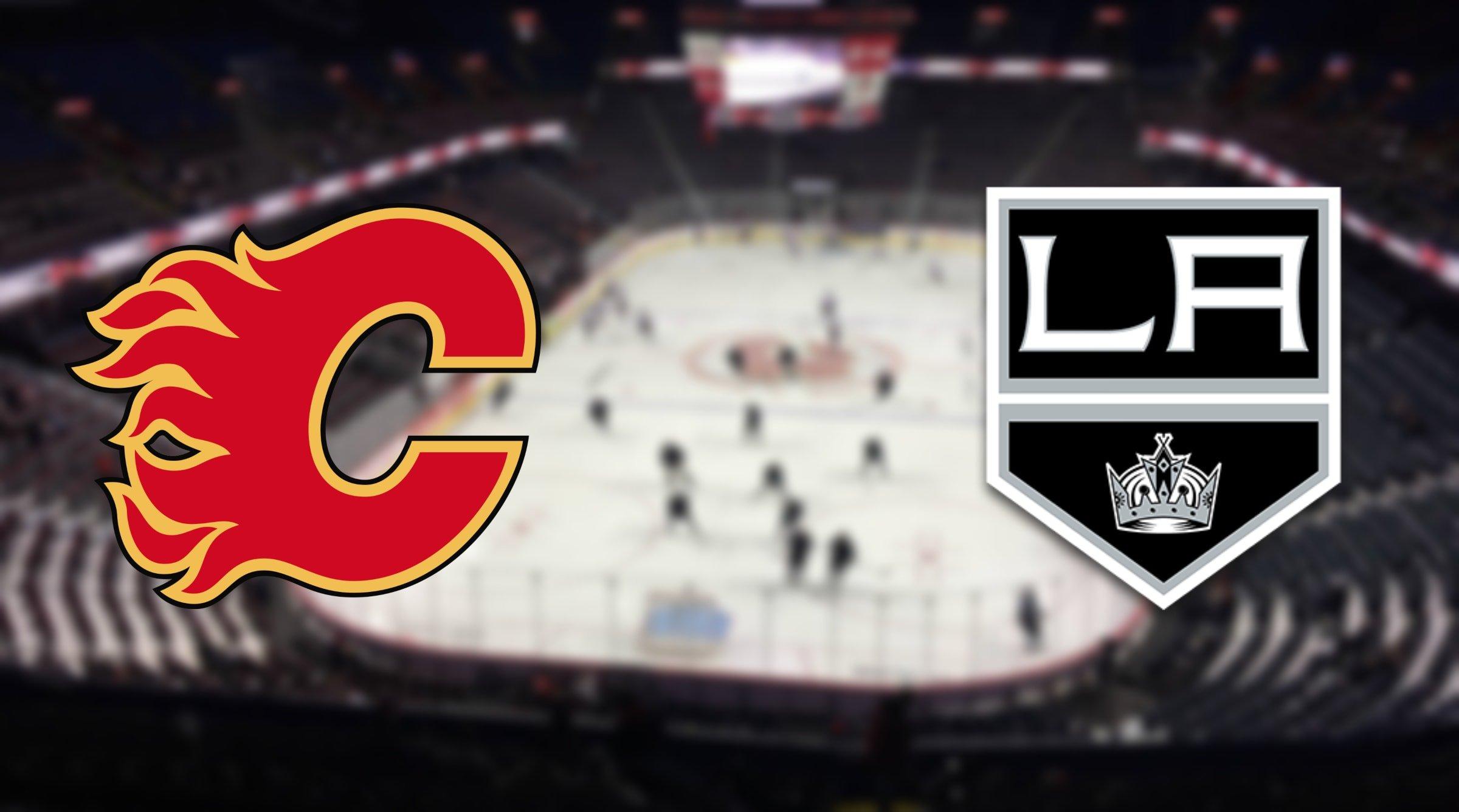 Calgary Flames vs LA Kings Prediction (NHL: 08.10 North America, 09.10 Europe)