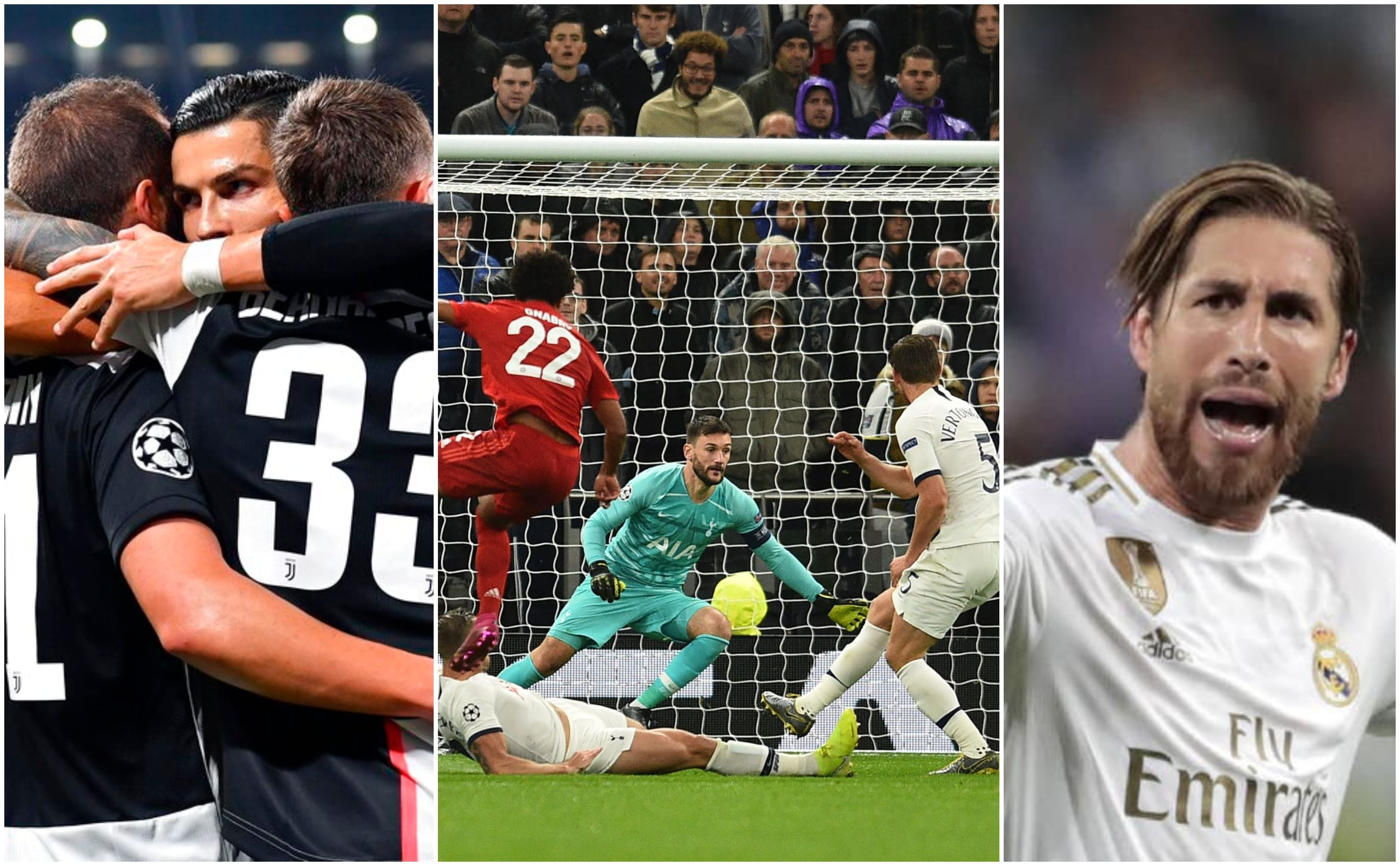 Champions League Round Up for Tuesday, 01.10.2019 – Bayern's Triumph, Real Madrid Upset