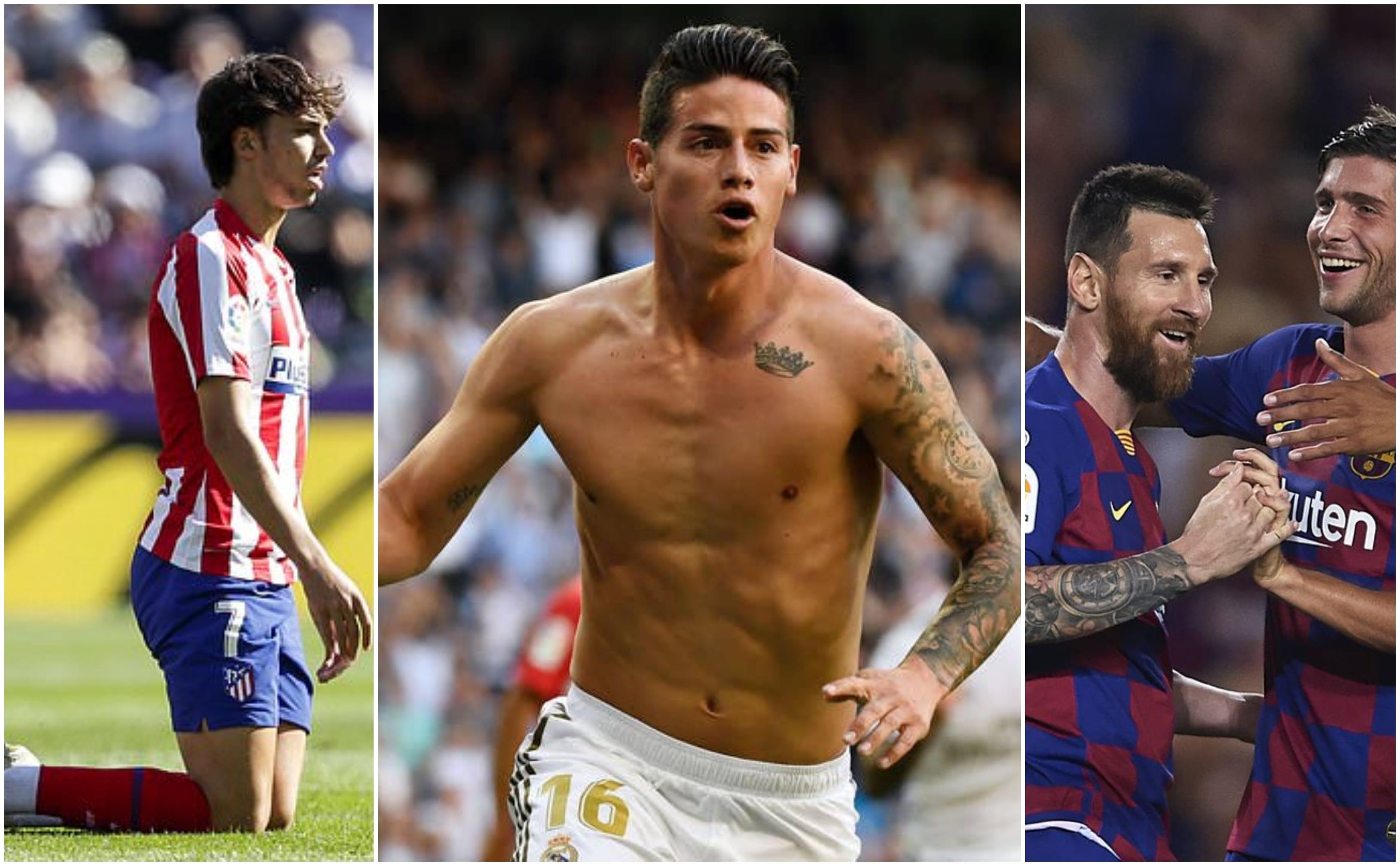 La Liga 2019/20 Matchday 8 Round Up
