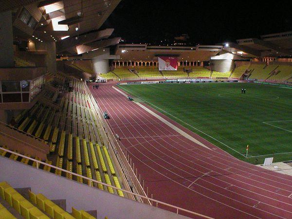 Stade Louis II stadium