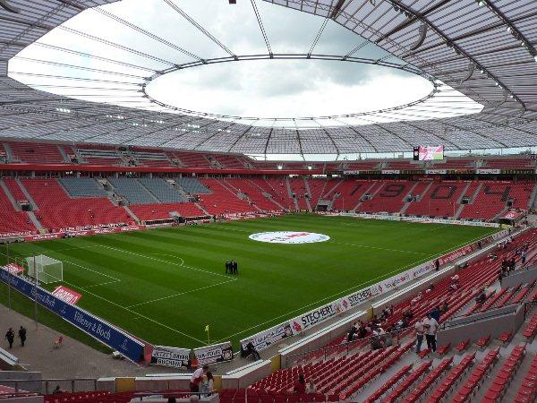 BayArena stadium