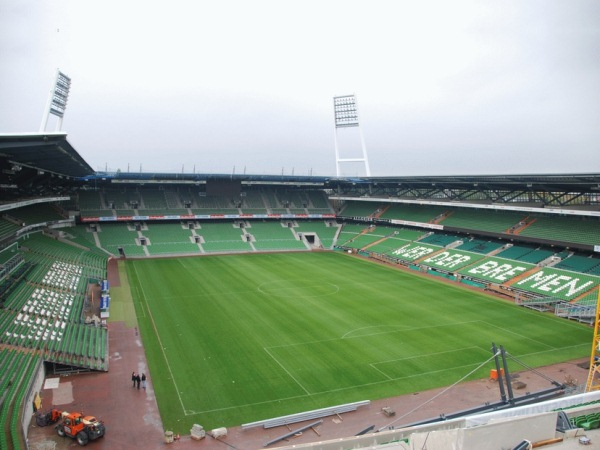 wohninvest WESERSTADION stadium