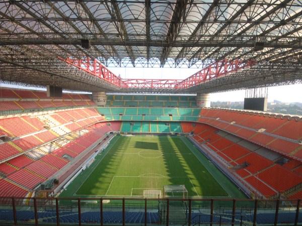 Stadio Giuseppe Meazza stadium