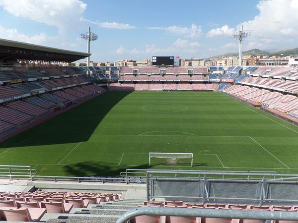 Estadio Nuevo Los Cármenes stadium