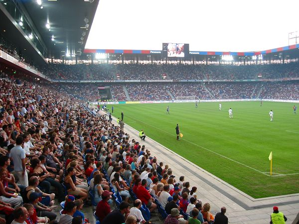 St. Jakob-Park stadium